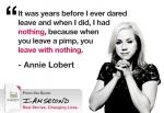Annie Lobert Q1