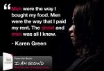 Karen Green Q1